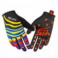 YISJOY custom MTB gloves cycling dirt bike racing motorcycle