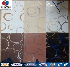 Pet Film Coating Aluminum Composite Panel