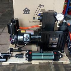 供应广东快速维修气胀轴磁粉制动器液压油对边机