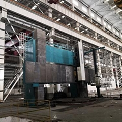 德國西斯二手8米數控立式車銑復合加工中心