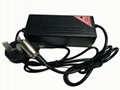 67.2V 2A Lithium Battery Charger For Electric Vehicles Scooter Li-Ion Tricycl