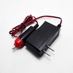 6v 1a battery charger 6v 7ah sealed lead acid battery charger