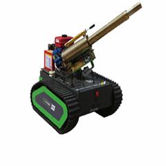 山东厂家新款无线遥控喷药机