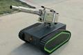 山东厂家新款无线遥控喷药机  2