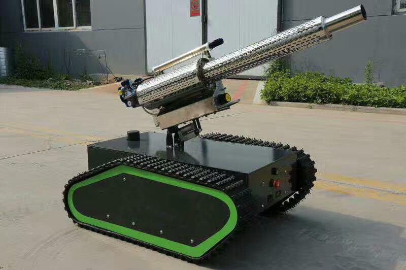 山东厂家新款无线遥控喷药机  3