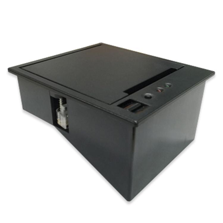 自助收银打印机58MM前装纸面板打印机 1