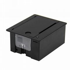 面板热敏打印机80MM嵌入式打印机