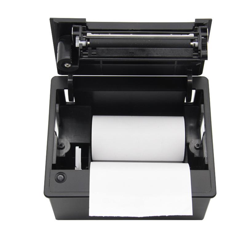 面板热敏打印机80MM嵌入式打印机 3