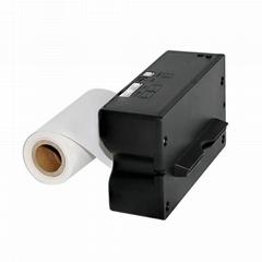 80MM嵌入式标签打印机不干胶标签打印机