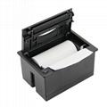 58MM嵌入式热敏打印机微型打印机 4