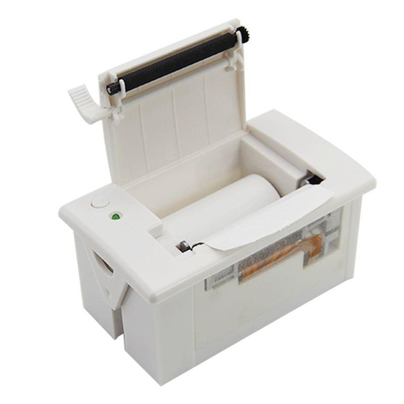内置微型热敏打印机 医疗仪器加油机小票打印机 2