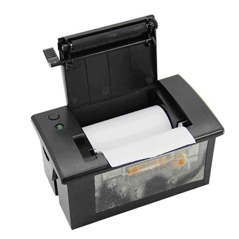 内置微型热敏打印机 医疗仪器加油机小票打印机 4