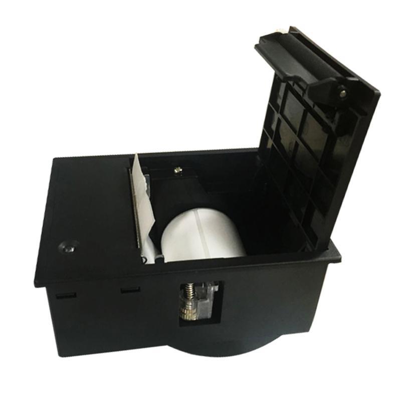 医疗仪器电子秤收银机不干胶标签打印机58MM嵌入式标签热敏打印机 2