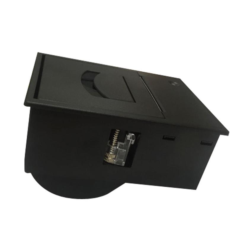 医疗仪器电子秤收银机不干胶标签打印机58MM嵌入式标签热敏打印机 5