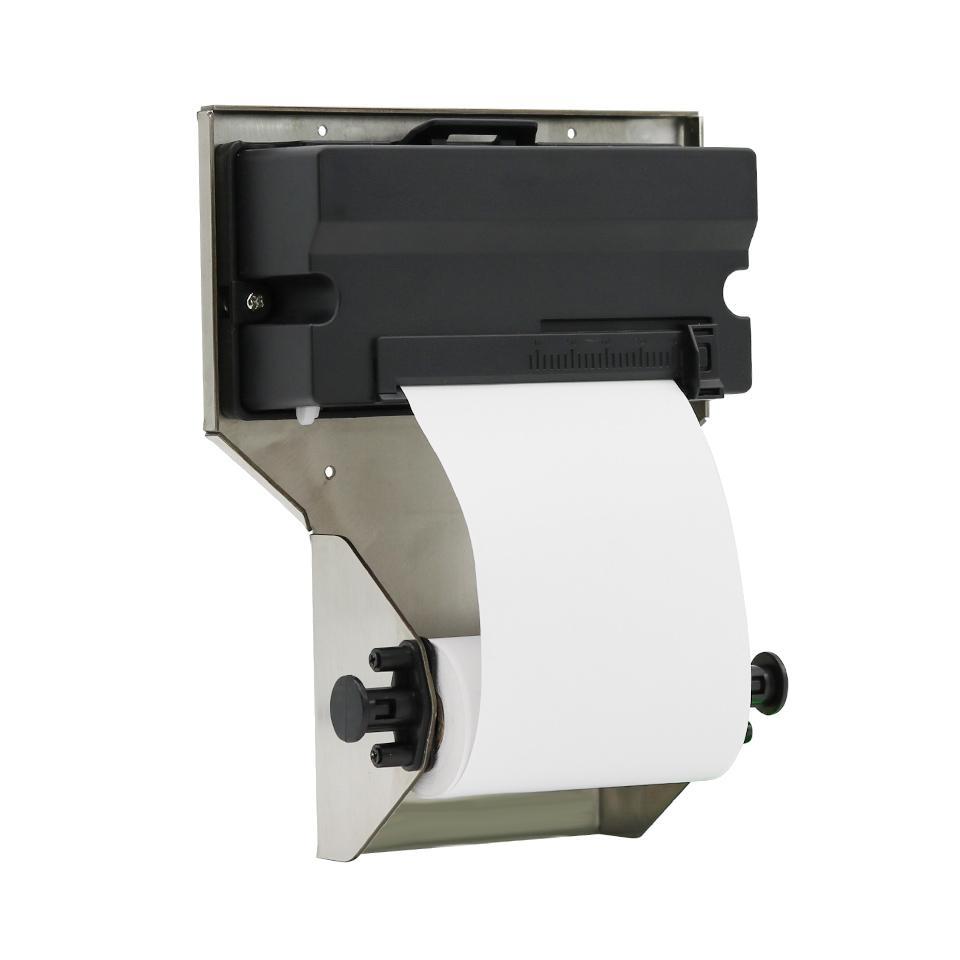 80MM嵌入式热敏打印机排队机打印机 2