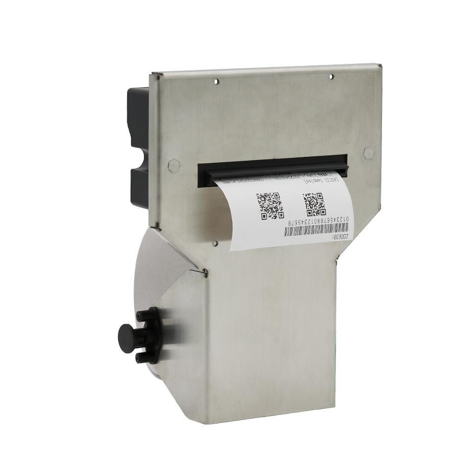 80MM嵌入式热敏打印机排队机打印机 1