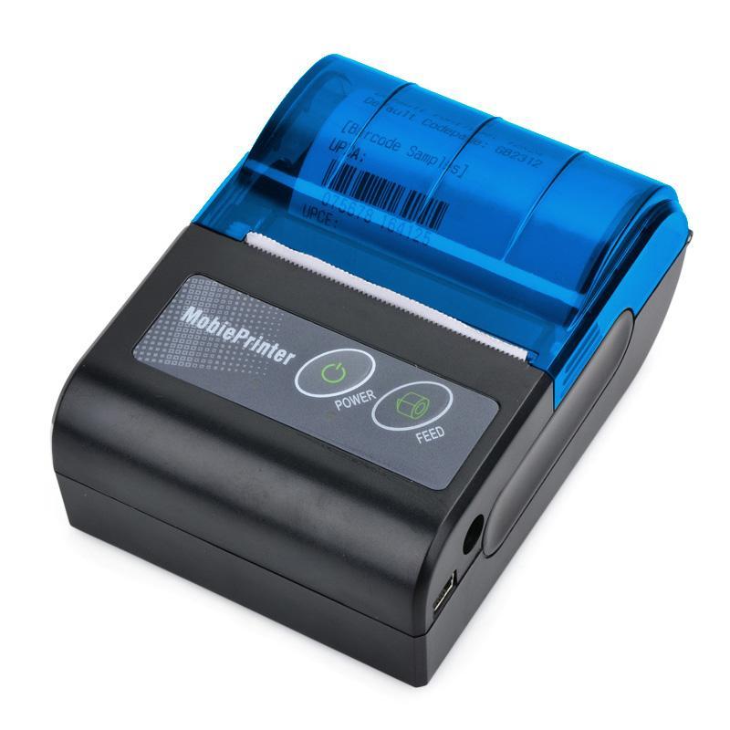 58MM便携蓝牙打印机支持二次开发 1