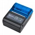58MM便携蓝牙打印机支持二次