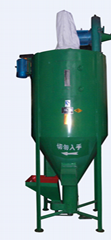 Multi-function animal feed crushing and mixing machine grinding and mixer