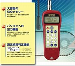 日本UNITTA皮帶張力計U-508國內現貨低價