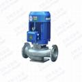 立式防腐蚀管道泵