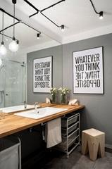 Copper Free Mirror Tinted Silver Bathroom Mirror