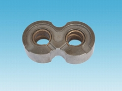 Custom-made powder metallurgy parts China factory