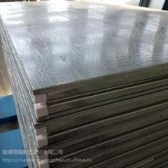 净化彩钢玻镁岩棉板