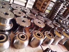 Stainless steel mould