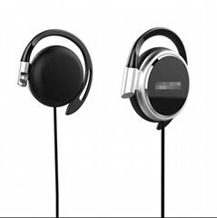 Supra-aural earphone