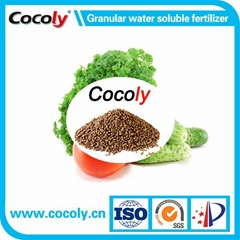 100% water soluble fertilizer added fulvic acid