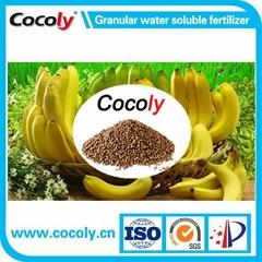 15-3-5 NPK organic-inorganic compound fertilizer
