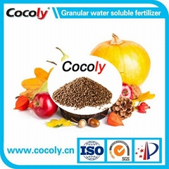 Cocoly 100% water soluble fertilizer plant source