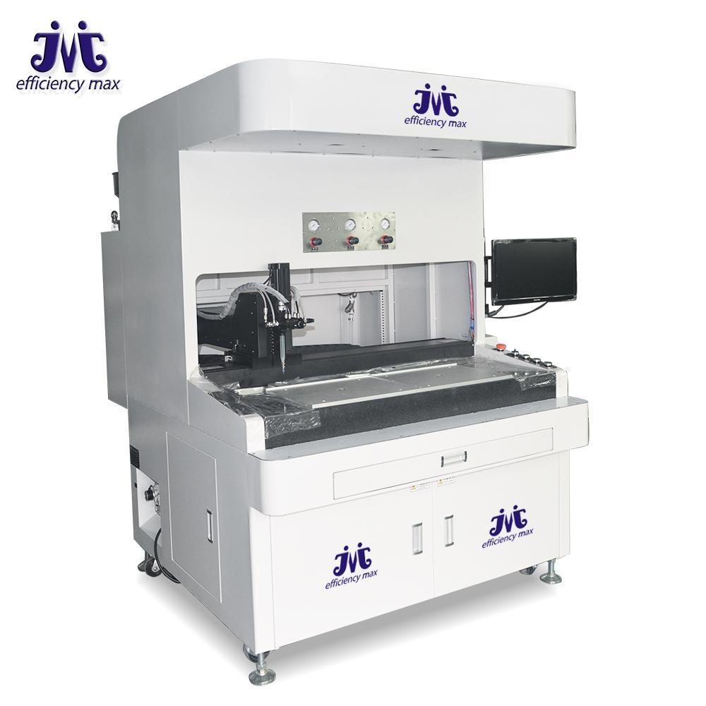 亿尔迈双液AB胶视觉点胶机YEM-SJ400 1