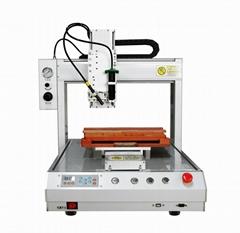 亿尔迈三轴硅胶AB胶点胶机YEM-D331-1
