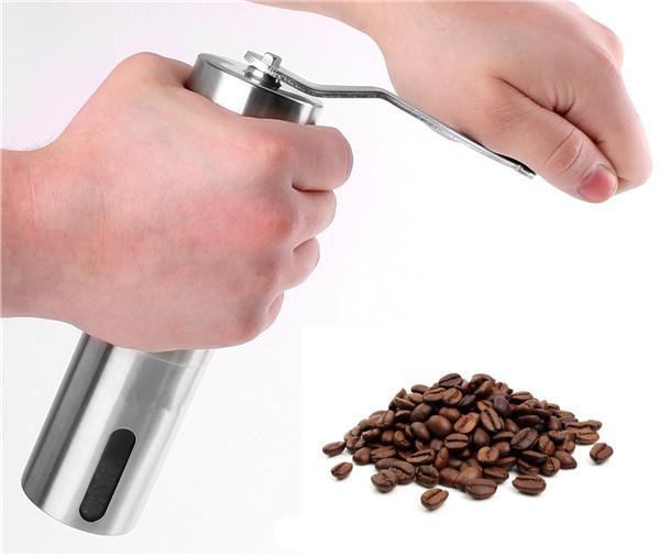Mini Coffee Grinder Hand Coffee Bean Grinder Machine Manual Coffee Grinder 2
