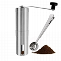 Mini Coffee Grinder Hand Coffee Bean Grinder Machine Manual Coffee Grinder 5