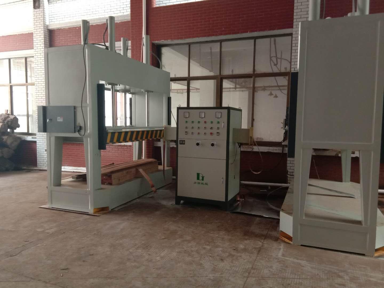 HF( RF) Bending Wood Press Machine