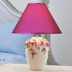 bedroom desk lamp Europe type bedside lamp