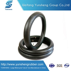 Motorcycle Natural Rubber butyl inner tube