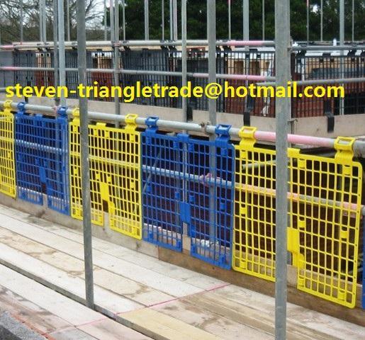 UK Scaffold Plastic Brick Guard For Sale 3