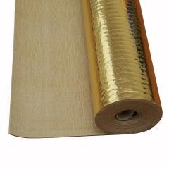 Waterproof Aluminum Foil 3MM Laminated Rubber Underlay - FBRG1012