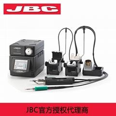 JBC DMSE-2A 230V 电动泵四工具返修工作站