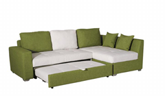Multifunctional sofa bed simple modern living room chaise folding