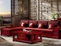 Rosewood Lanting sofa combination