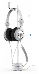 security display for headphone