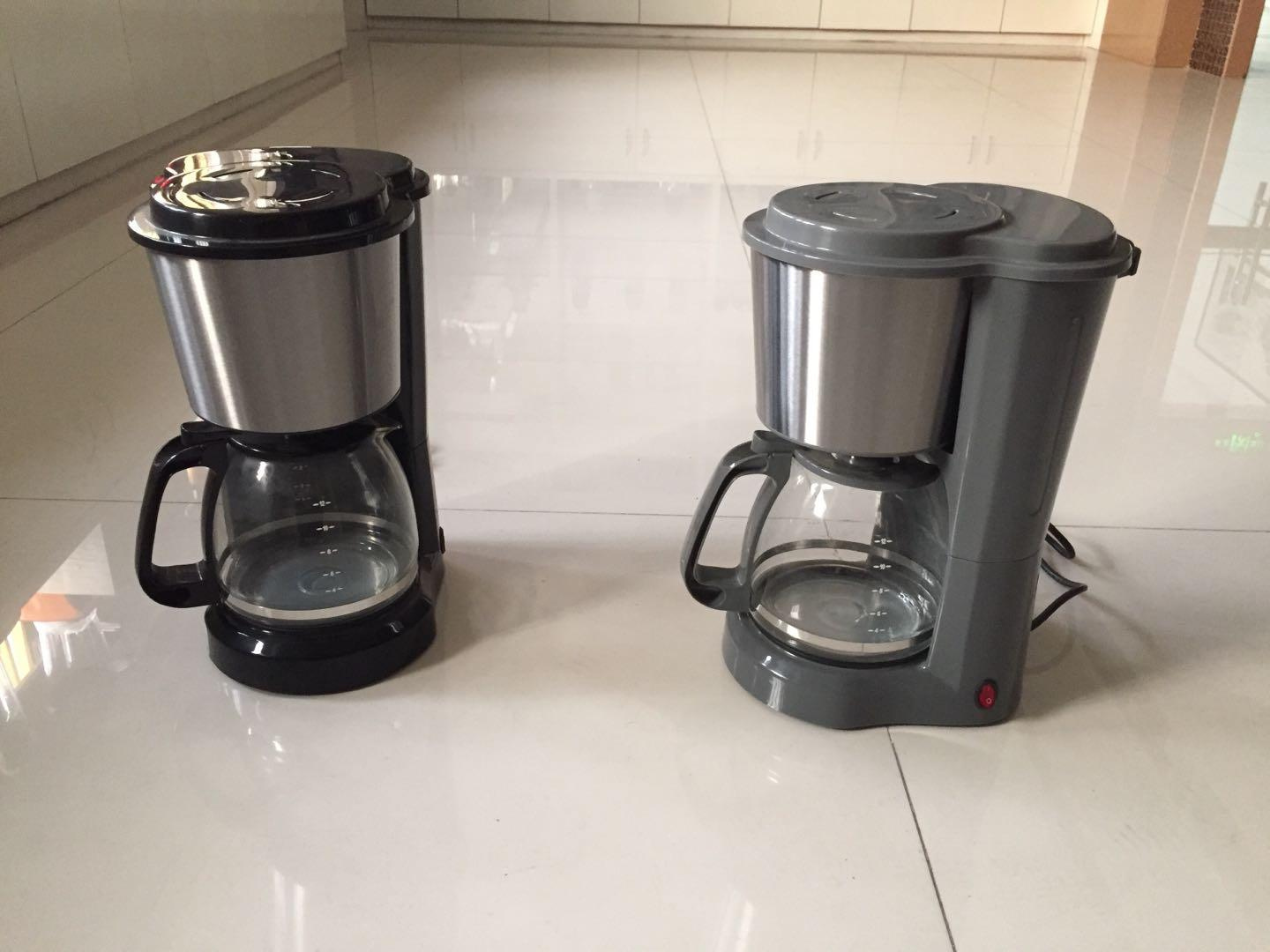 6 cups 8 cups Coffee Maker  Anti dry buring function 2