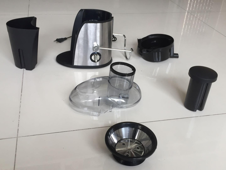 Juicer extractor 0.5L juice jar  2 kinds of rotation speed  3