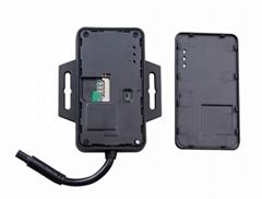 TK08防尘防水车载GPS追踪器短信GSM GPRS车载追踪器遥控车辆实时跟踪