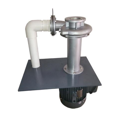 台泉牌塑料PP噴淋塔槽內外立式泵 5